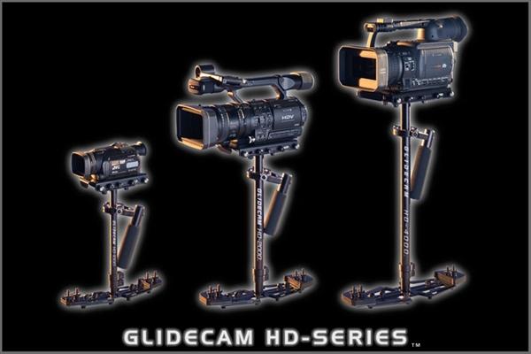 Řada Glidecam HD
