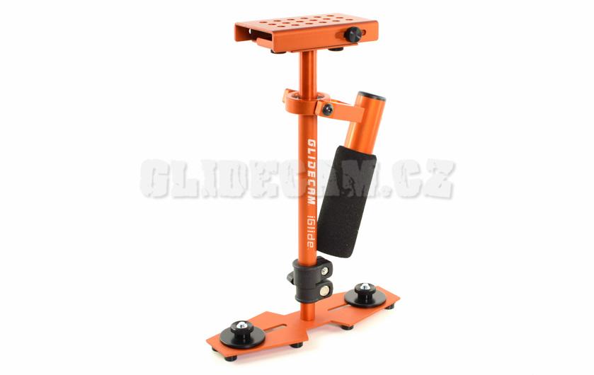 iGlide Orange - Kamerový stabilizátor