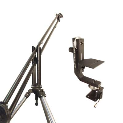 Camcrane with Remote Head (12V) and Tripod